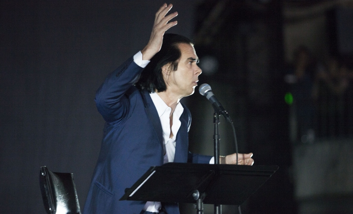 Nick Cave and the Bad Seeds - Sidney Myer Music Bowl, Melbourne (28/01/17)