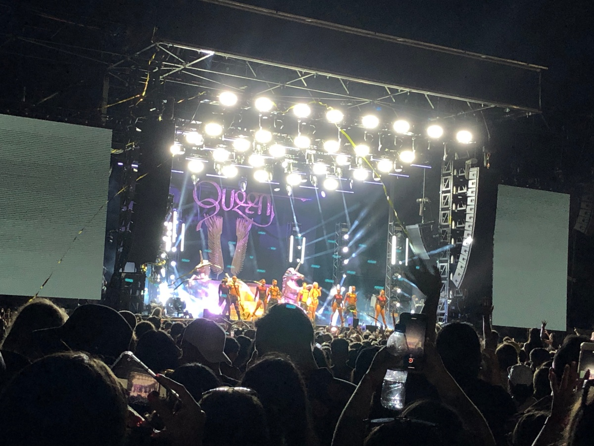 FOMO - Flemington Racecourse, Melbourne (13/1/19)