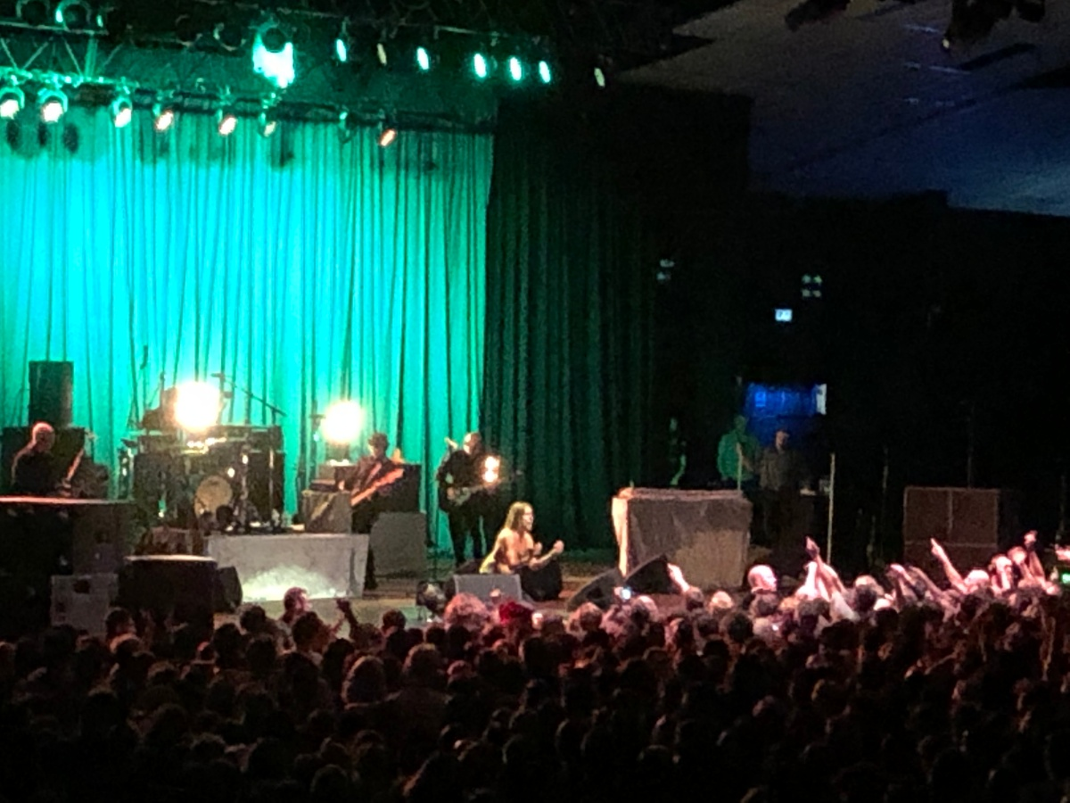 Iggy Pop - Festival Hall, Melbourne (21/4/19)